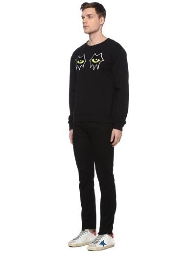 Beymen&Designer Sweatshirt Siyah